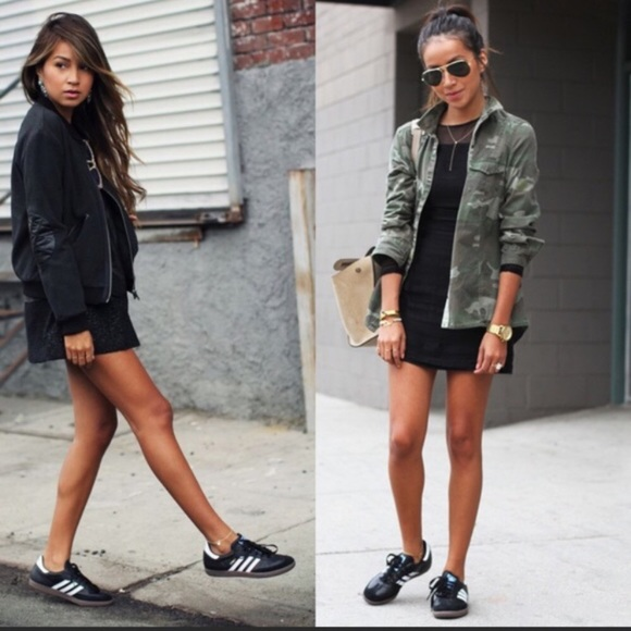 womens adidas samba black Shop Clothing